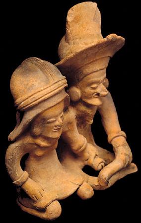 Sexo y muerte en las culturas prehispánicas: 1,  2 . . .7.- Imagenes de posiciones sexuales entre los Mayas. (2/2) - Página 2 5