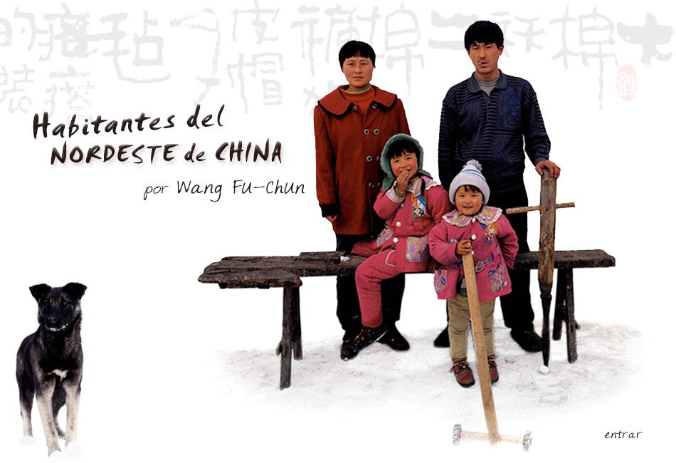 Habitantes del Nordeste de Chin