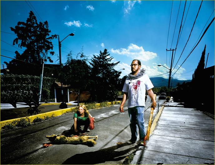 by Fernando Montiel Klint
