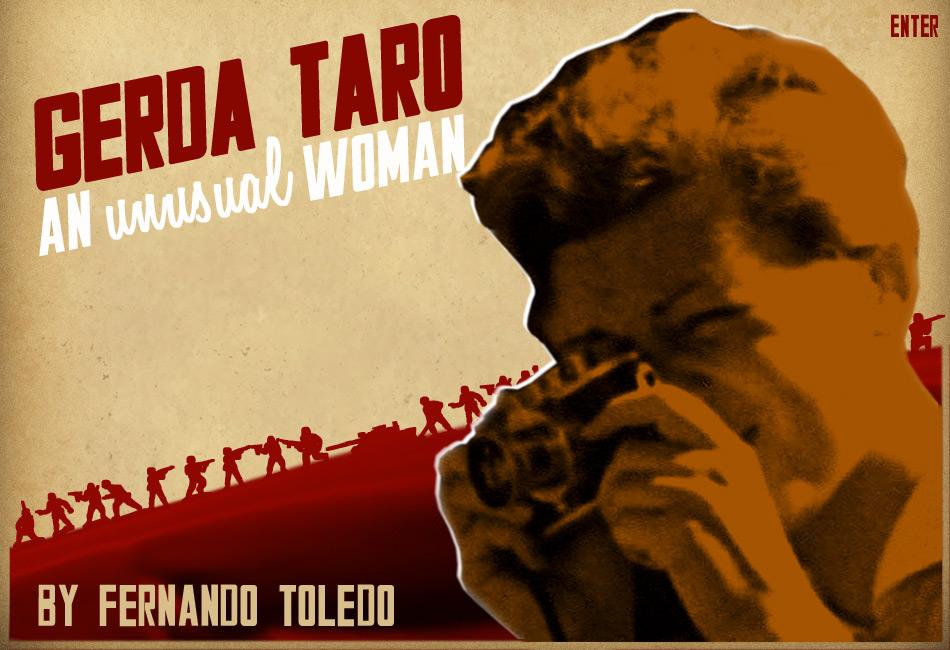 Gerda Taro